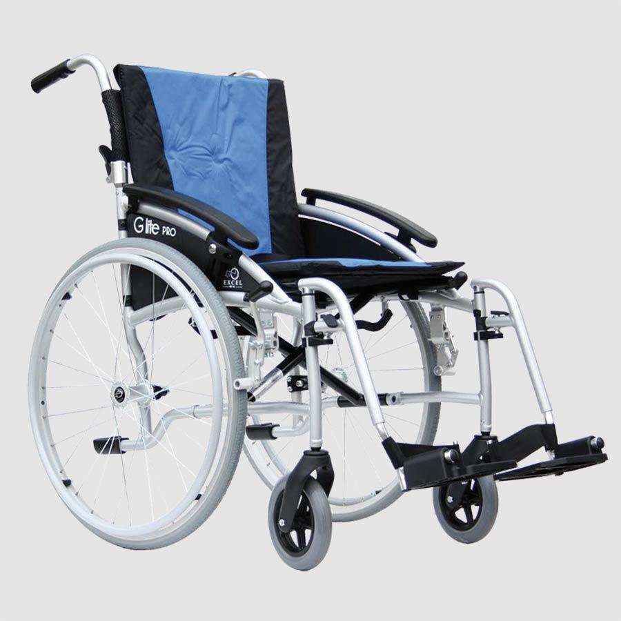Reise-Transport-Rollstuhlserie G-lite Pro G-lite