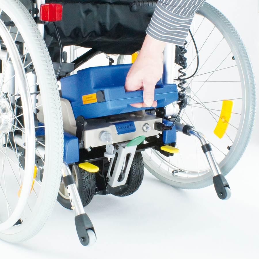 zu den Brems- und Schiebehilfen