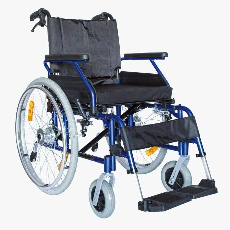 Das UHC Rollstuhlmodell 1.300 UF