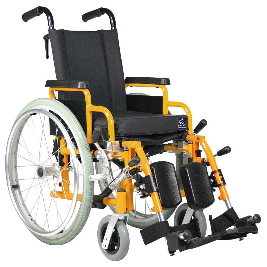 Das UHC Rollstuhlmodell G3 Paediatric