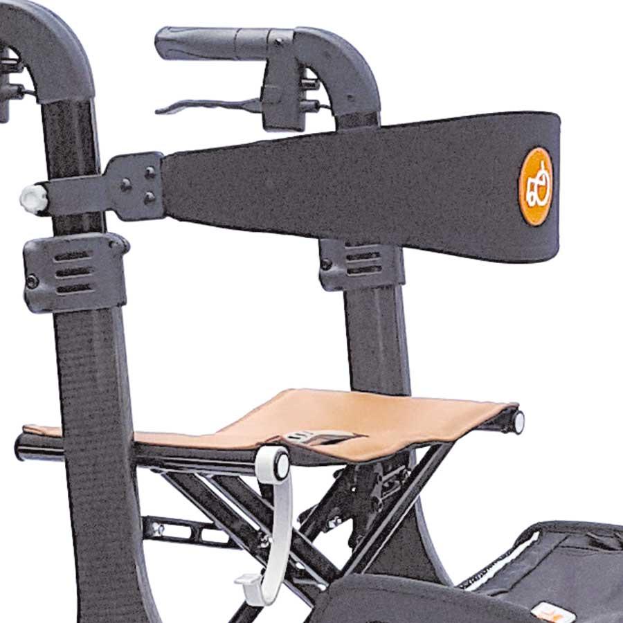 Carbon F1 Sitz und Rückengurtsitz