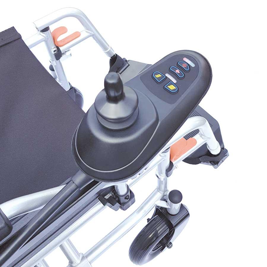 Reise-Elektro-Rollstuhl Campus - Joystick